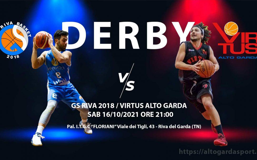 Derby – GS Riva / Virtus AltoGarda – 2021