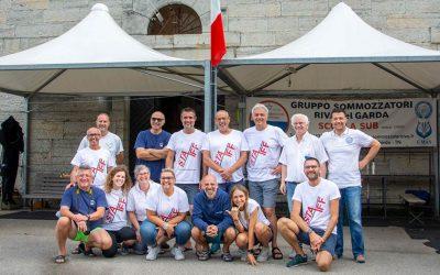 Campionato italiano di apnea Outdoor Open con attrezzi